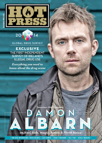 Hot Press 38-07: Damon Albarn