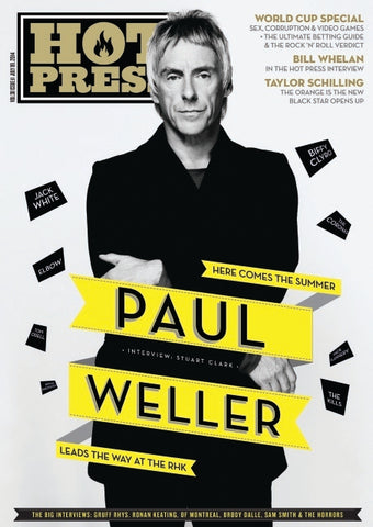 Hot Press 38-11: Paul Weller