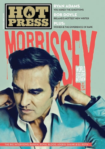 Hot Press 38-14: Morrissey