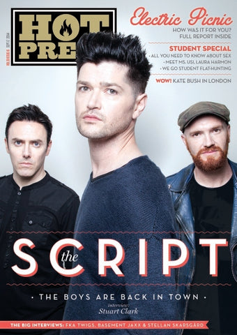 Hot Press 38-16: The Script