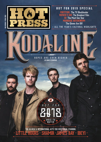 Hot Press 39-01: Kodaline