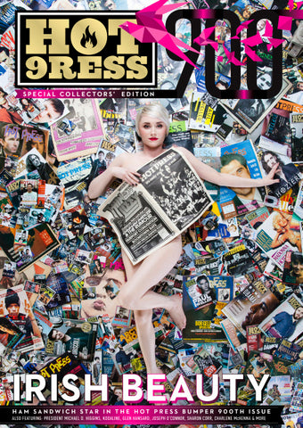 Hot Press 39-04: Ham Sandwich