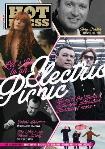 Hot Press 39-05: Electric Picnic