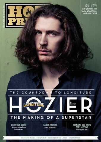 Hot Press 39-06: Hozier