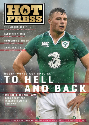 Hot Press 39-16: Rugby World Cup