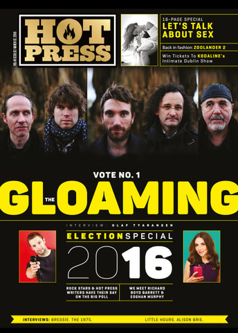 Hot Press 40-03: The Gloaming