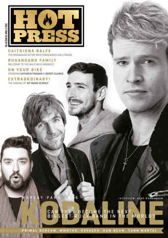 Hot Press 40-05: Kodaline