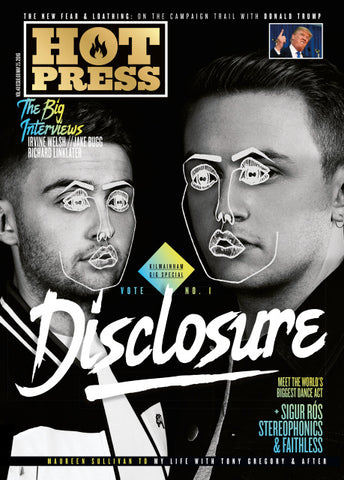 Hot Press 40-08: Disclosure