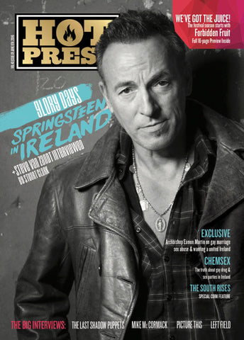 Hot Press 40-09: Bruce Springsteen