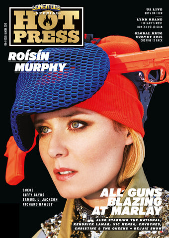 Hot Press 40-11: Roisin Murphy