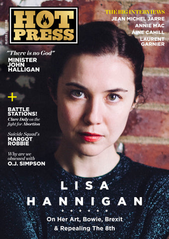 Hot Press 40-13: Lisa Hannigan