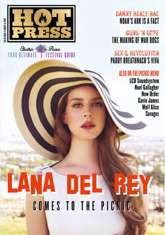 Hot Press 40-14: Lana Del Rey