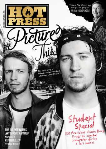Hot Press 40-15: Picture This