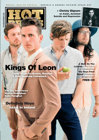 Hot Press 40-18: Kings of Leon