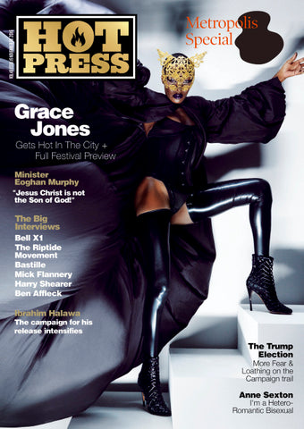 Hot Press 40-19: Grace Jones