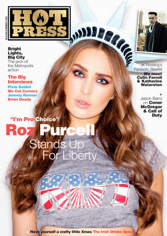 Hot Press 40-20: Roz Purcell