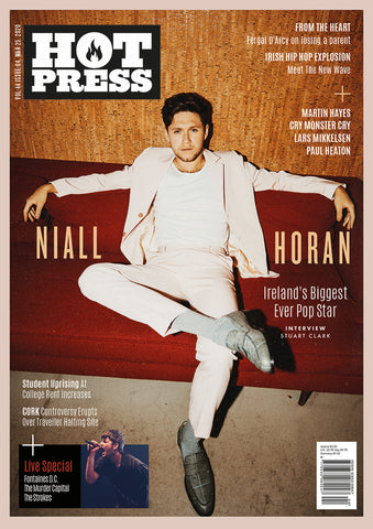 Hot Press 44-04: Niall Horan