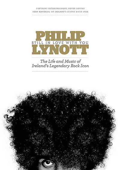 Philip Lynott Still In Love With You A4 Hardback Edition Hot Press