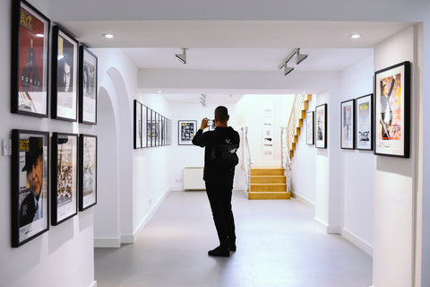 Hot Press Covers Exhibition Pop-Up