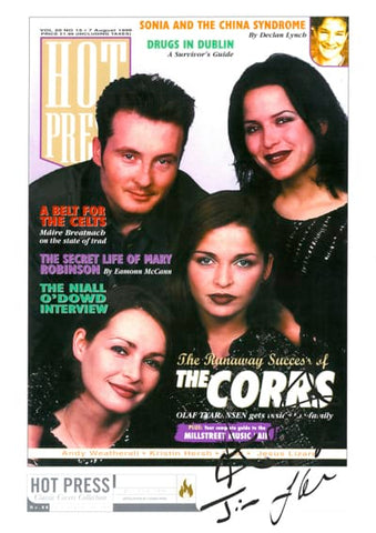 The Corrs (first cover)_20-15