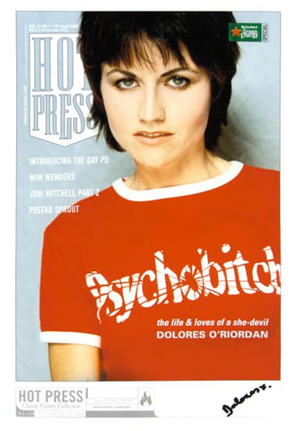 The Cranberries/Dolores O'Riordain (psycho bitch)_24-07
