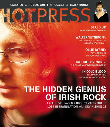 Hot Press 28-06: Kevin Shields