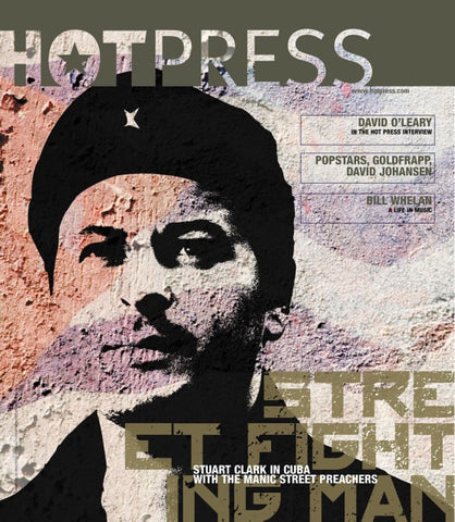 Hot Press 25-04: Manic Street Preachers