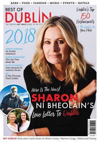 Best Of Dublin 2018 Special 25 copies