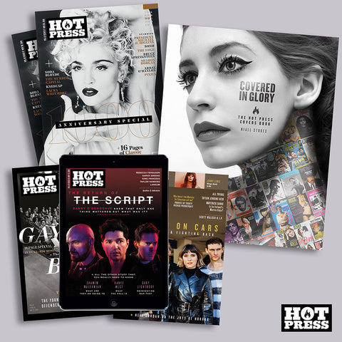 HOT PRESS COVERS PACKAGE