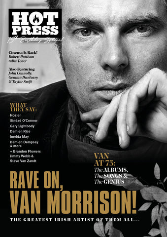 Hot Press 44-09: Van Morrison Special