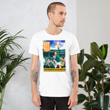 Ireland World Cup- Short-Sleeve Unisex T-Shirt