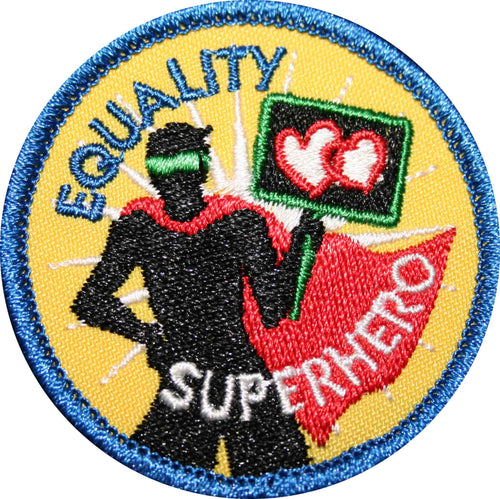 EQUALITY SUPERHERO