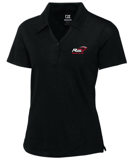 Ladies' Cutter and Buck DryTec™ Championship Polo
