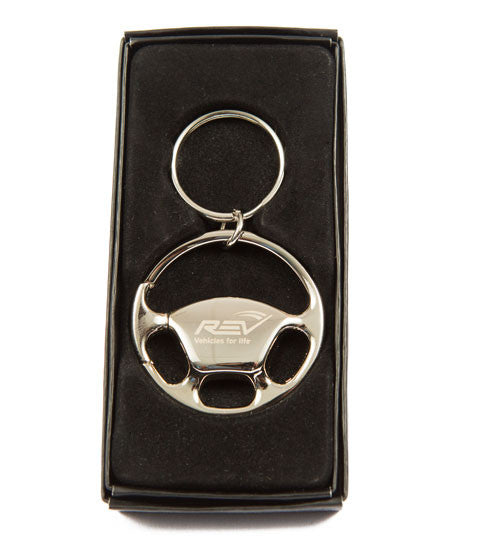 REV Rotella Key Chain