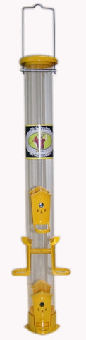 "25"" Yellow Nyjer Tube"
