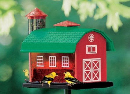 Red Barn Feeder