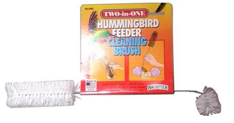 2 in 1 Hummingbird Brush