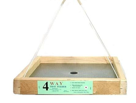 4 Way Seed Catcher Tray