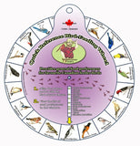 Bird & Seed ID Wheel