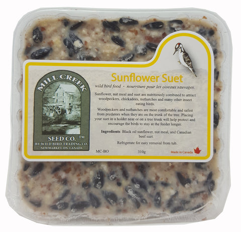 Mill Creek Suet Black Oil