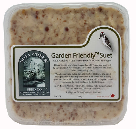 Garden Friendly Suet