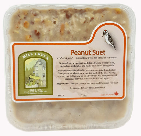 Mill Creek Suet Peanut