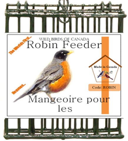 Robin Ground Feeder