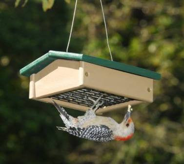 Recycled Upside Down Suet