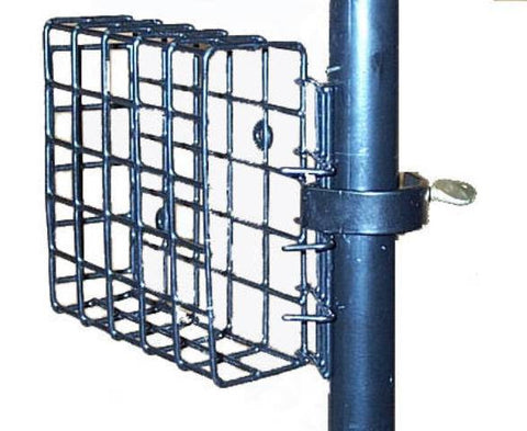 Erva Pole Mount Suet Basket