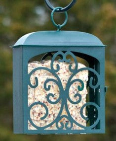 Decorative Suet Basket