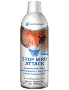 Stop Bird Attack Spray