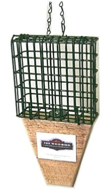 Suet Basket w/Tail Prop