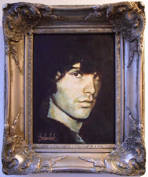 Jim Morisson The doors by Peter donkersloot