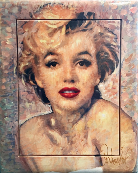 Marilyn Monroe multi color